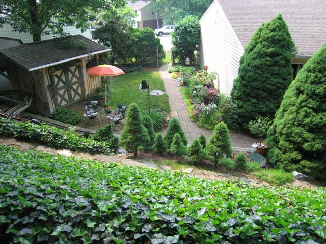 Garden railroad open house 2007 page 3 - Lay outs garden terrace ...