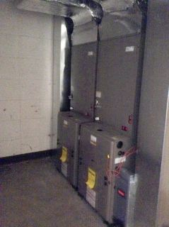 Heater / Air handlers