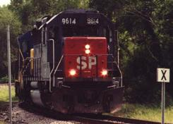 Southern Pacific 9614