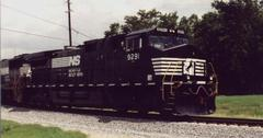Norfolk Southern power